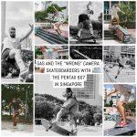 "GAS and the ""wrong"" camera: skateboarders with the Pentax 6x7 in Singapore"