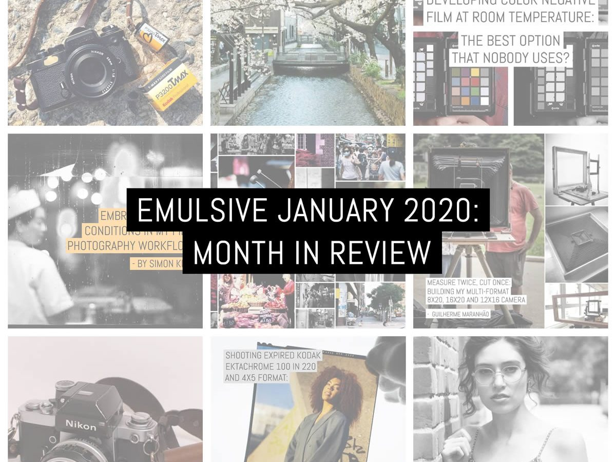 Month in review - 2020 January