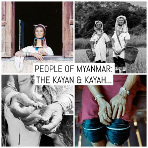 People of Myanmar: The Kayan and Kayah