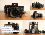 The mighty Fujica Panorama G617 Professional camera review