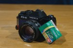 Gear - Yashica FX3 and Carl Zeiss Planar T* 50mm f/1.4 lens