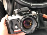 My Nikon F2 and Nikkor 55mm f/1.2