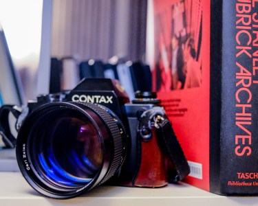 Contax 159 MM and ZEISS Planar 85mm f/1.4