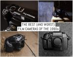 The best (and worst) film cameras of the 1990s