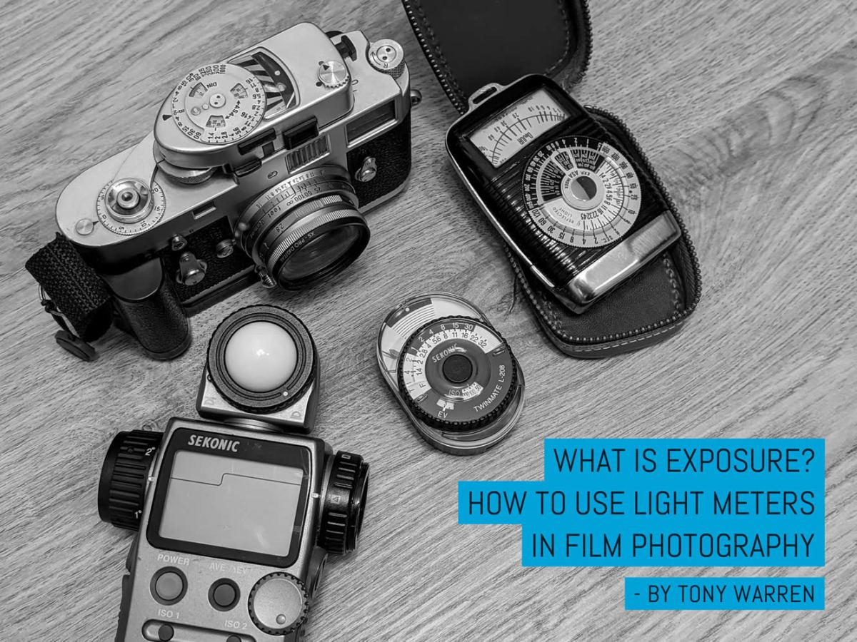 What is exposure? How to use light meters in film photography