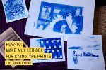 How-to: Make a UV LED box for cyanotype prints