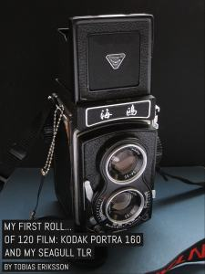 My first roll… Of 120 film: Kodak Portra 160 in a Seagull TLR - by Tobias Eriksson