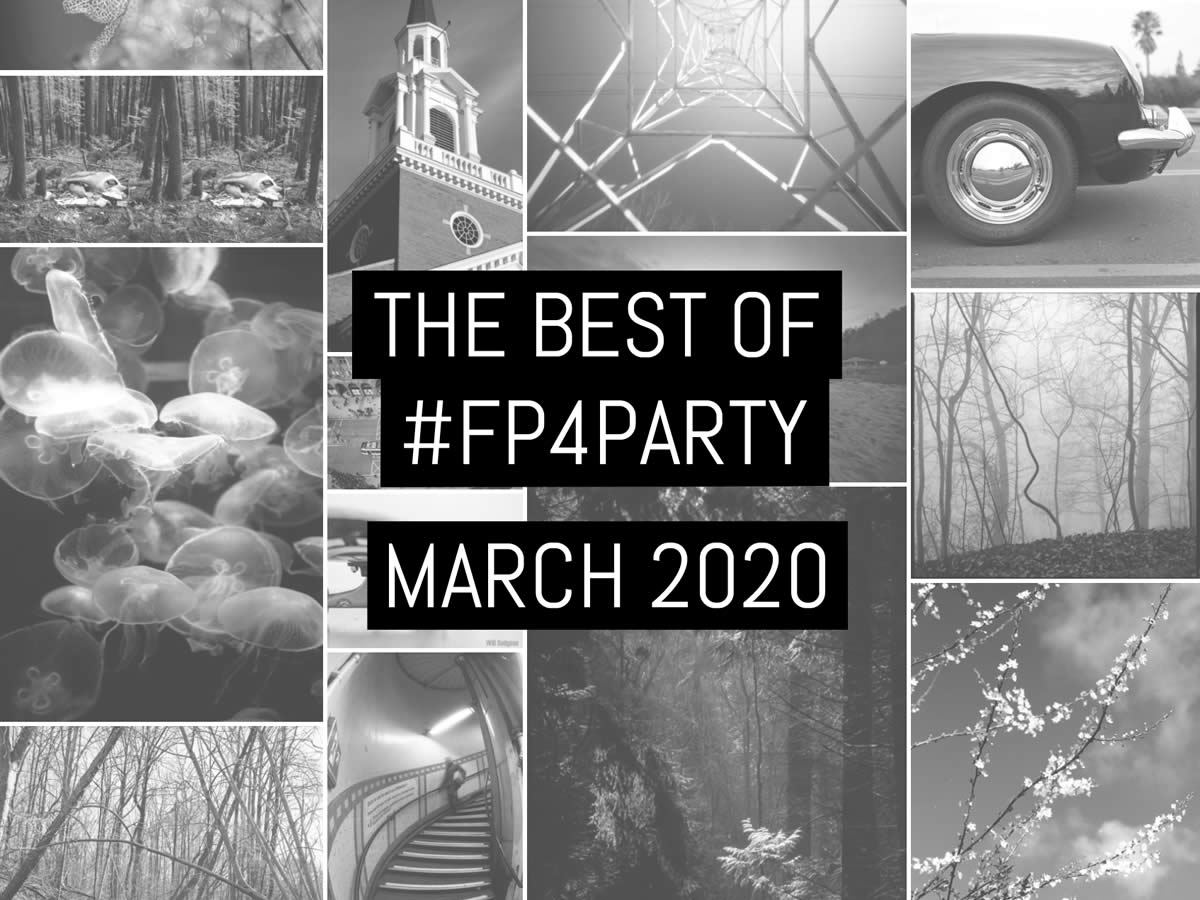 The best of #FP4party March 2020