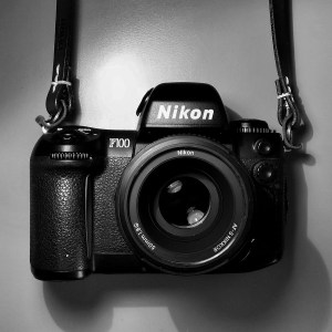Nikon F100 and Nikkor 50mm f/1.8G - Brian Ferguson