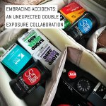 Embracing accidents: An unexpected double exposure collaboration