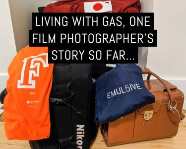 Living with GAS, one film photographer's story so far...