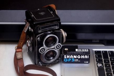 MY Rolleiflex 3.5F and Shanghai GP3 100, Mustakim Irsan