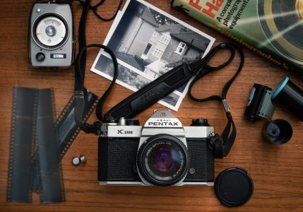 My Pentax K1000, Andy Smart
