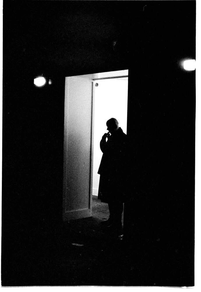 Andy Blowers, ILFORD Delta 3200 Professional