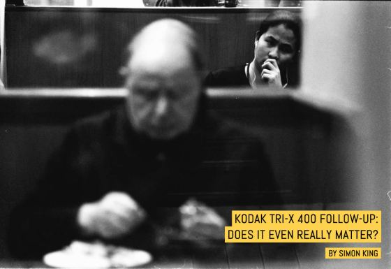 Cover - Kodak Tri-X 400 follow-up: Does it even really matter? - By Simon King