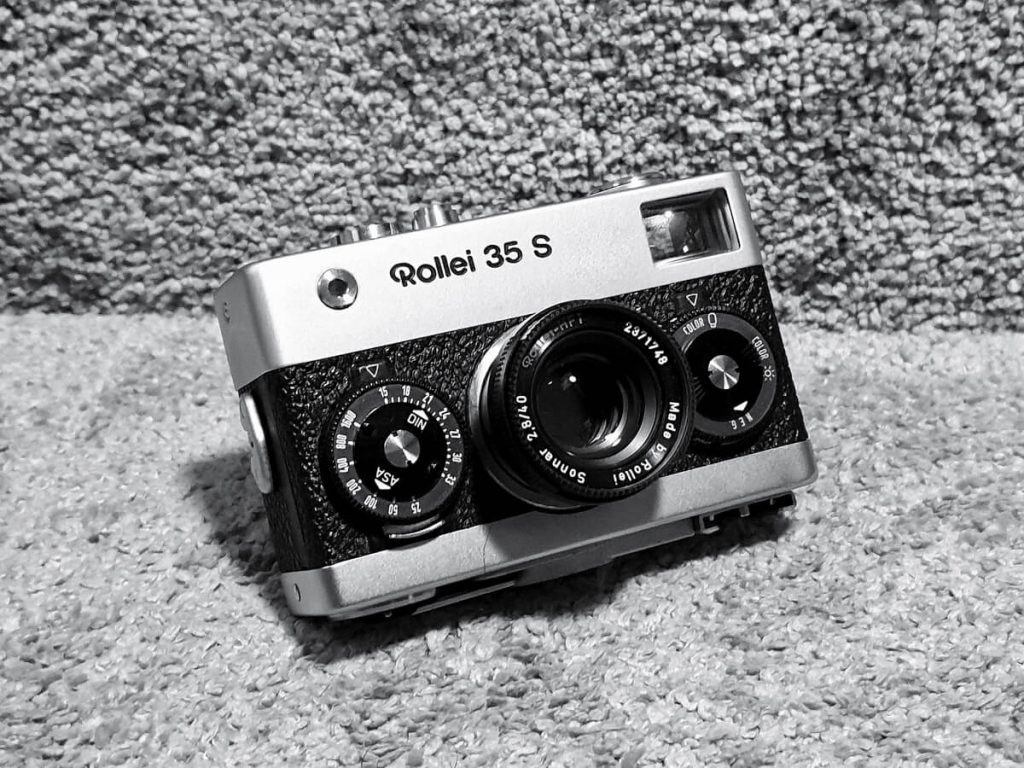 My Rollei 35S, Max Bambauer