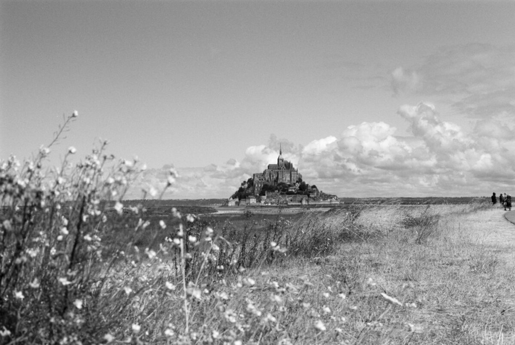 5 Frames With... ILFORD ORTHO PLUS and a Yellow filter in the beautiful French sunshine - by Michelle Parr