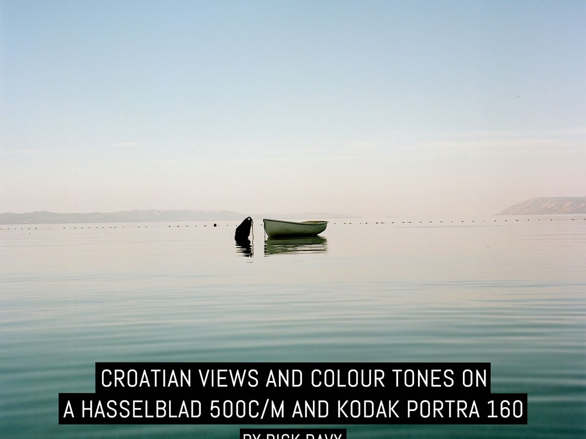 Cover: Croatian views and colour tones on a Hasselblad 500C-M and Kodak Portra 160