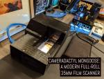 THE CAMERADACTYL MONGOOSE: A MODERN FULL-ROLL 35MM FILM SCANNER