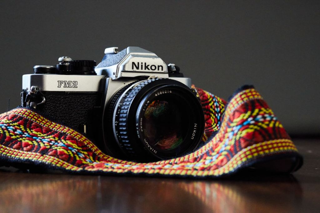 My Nikon FM2n, Timothy John Low