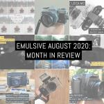 Month in review: August 2020
