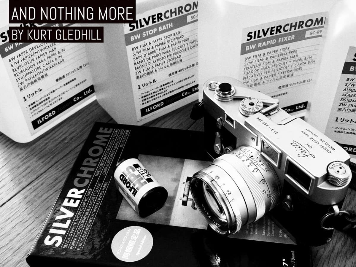 Cover: I bought a Leica M3: Everything I need and nothing more