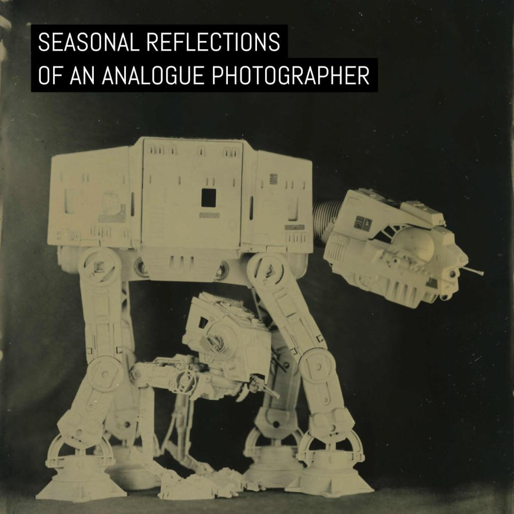 Cover: Seasonal reflections of an analogue photographer