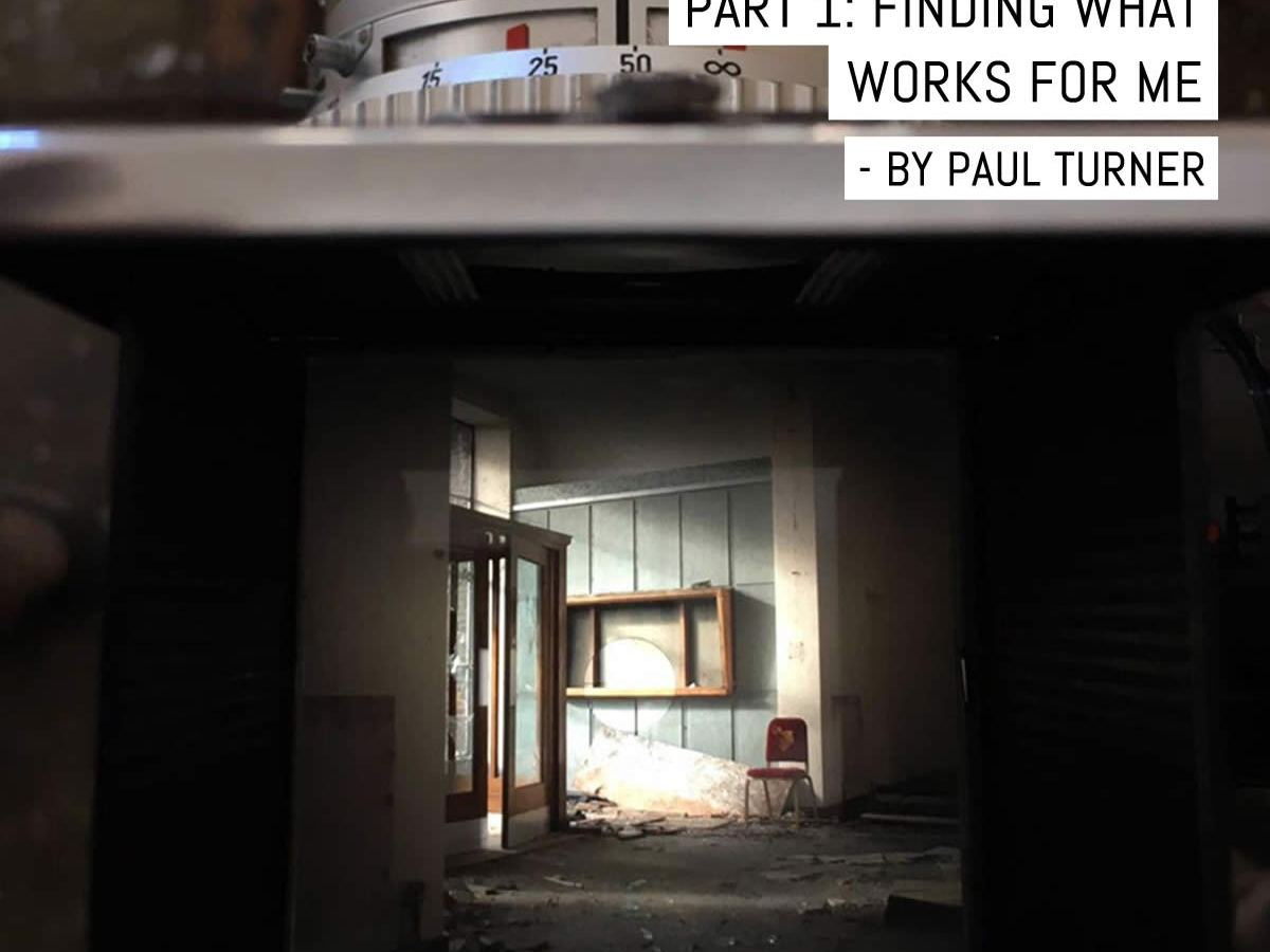 So, am I a film shooter now? Part 1: Finding what works for me - by Paul Turner
