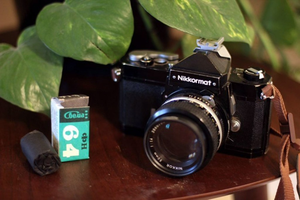 Nikkormat FTN + Nikkor-H 50mm f/2 Non-AI) - by Michael Bovee