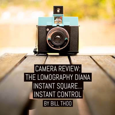 Camera Review: The Diana Instant Square… Instant Control