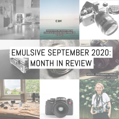 Month in review: September 2020
