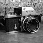 My Nikon F with a Nikon Nikkor-S 35mm f/2.8, Steve Bode