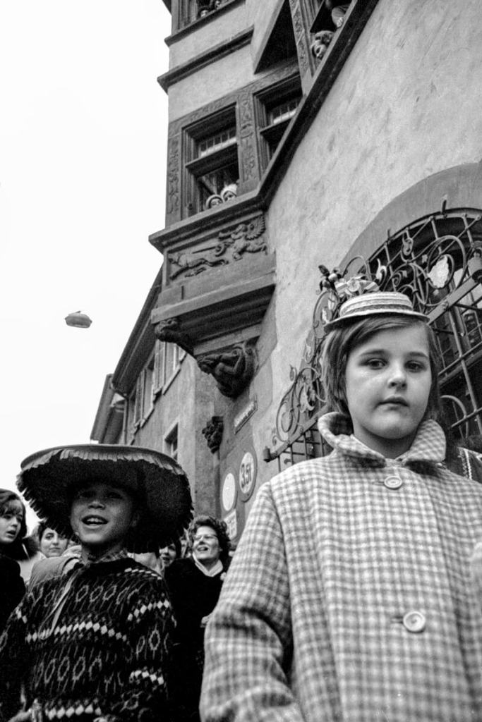 5 Frames... Of Adox KB17 during 'Der Fasching' at the heart of the Black Forest in 1960s Germany (35mm / EI 100 / Asahi Pentax SV + 28mm f/3.5 Super-Takumar) - by Jeremy Greenaway