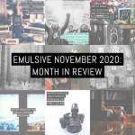 Month in review - 2020 November