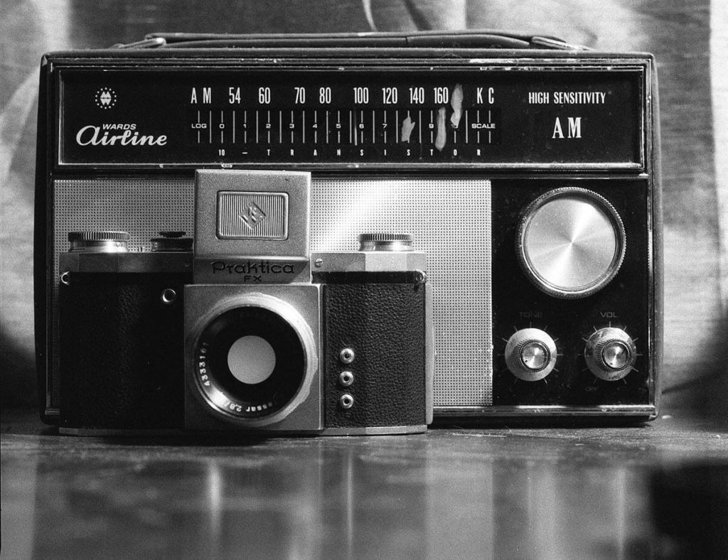 Foma Retropan 320 Soft: A valuable way of seeing - Still Life - Bronica ETRS