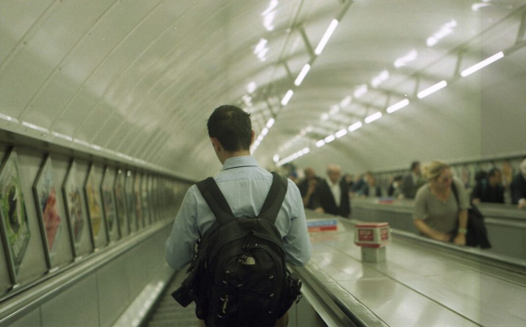 My first roll… Of 35mm film shooting Street (2012, Leica M3 and Fuji Superia 200) - by Jenquest