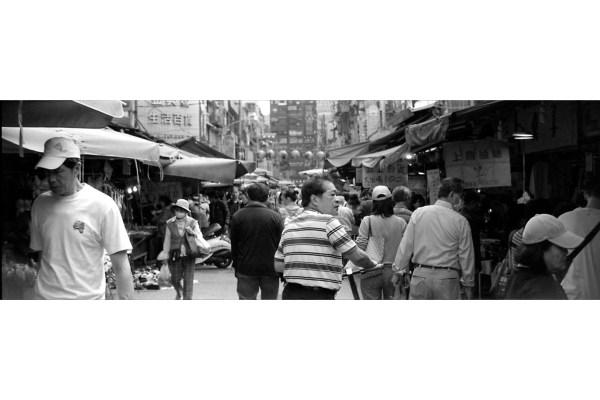 Photography: Anamorphic Test #03 – Shot on Kodak Eastman Double-X (5222) at EI 800 (35mm Format)