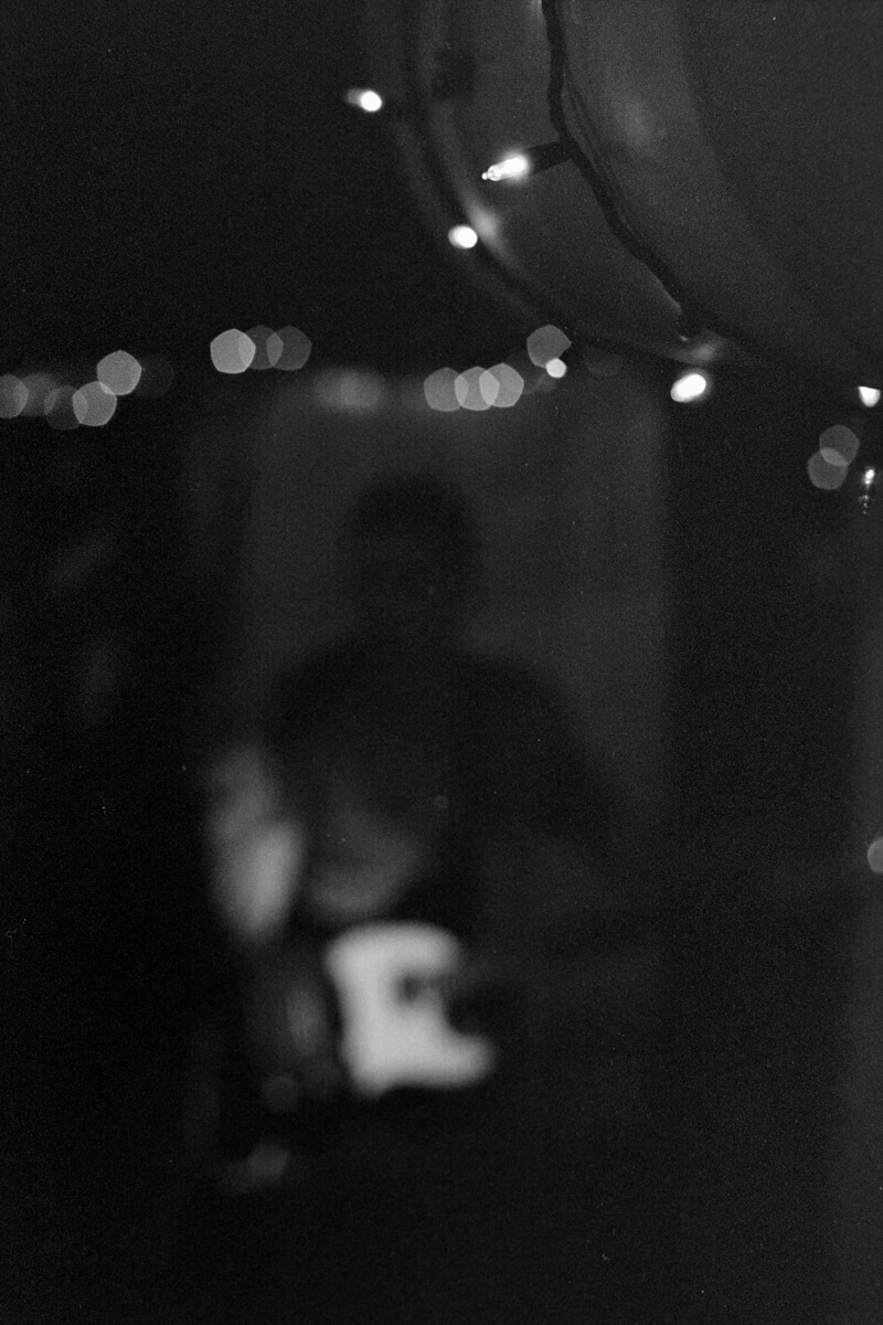 My First Roll... Of ILFORD Delta 3200 Professional, 35mm, EI 3200 with a Canon Elan II + Canon 50mm f/1.8 - by Zak DenHartigh