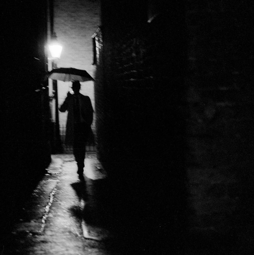 Stephen Dowling - Agent Shadow - Silhouette