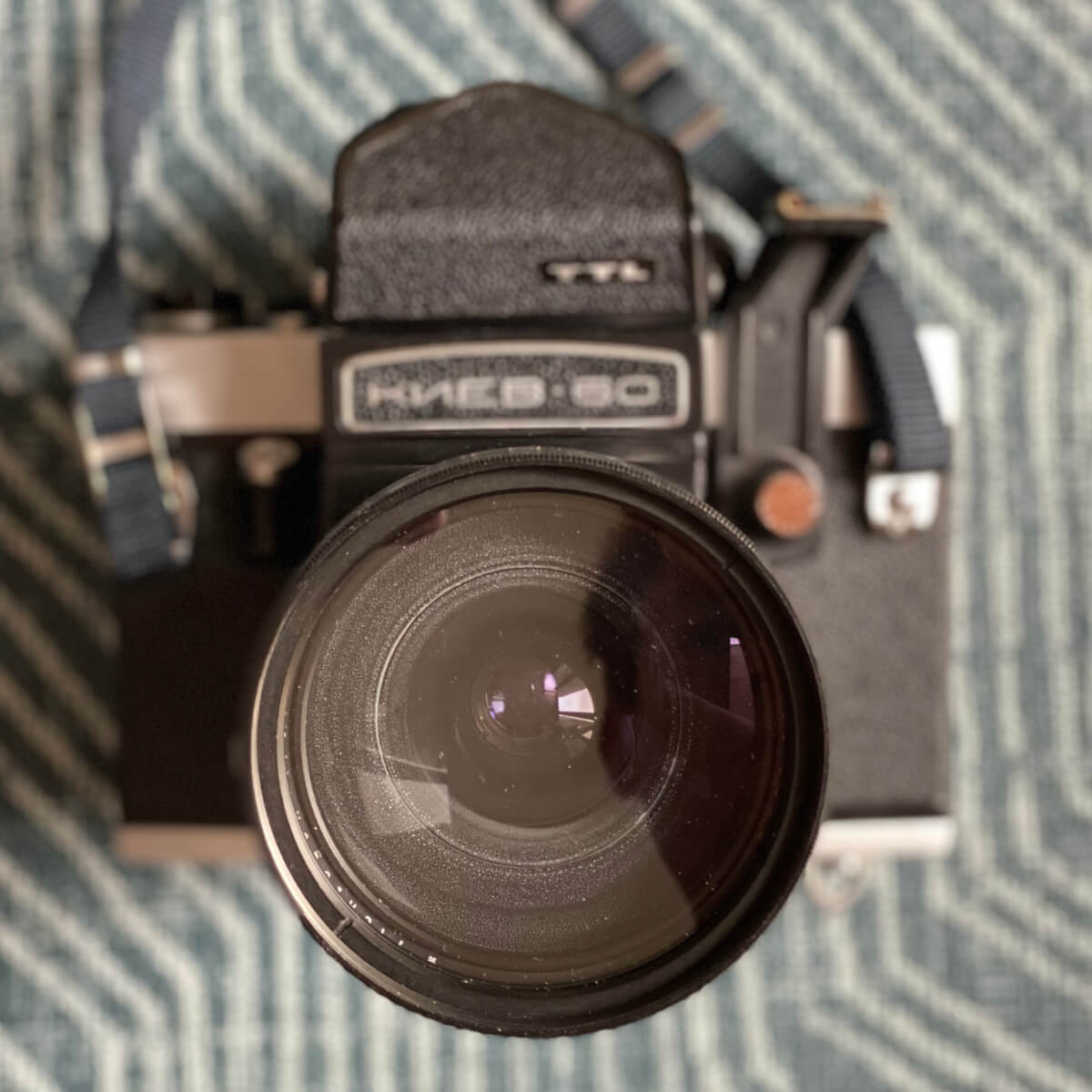 My current favourite lens to pair with a 30mm macro tube, the Zeiss Jena Flektogon 50mm f:4