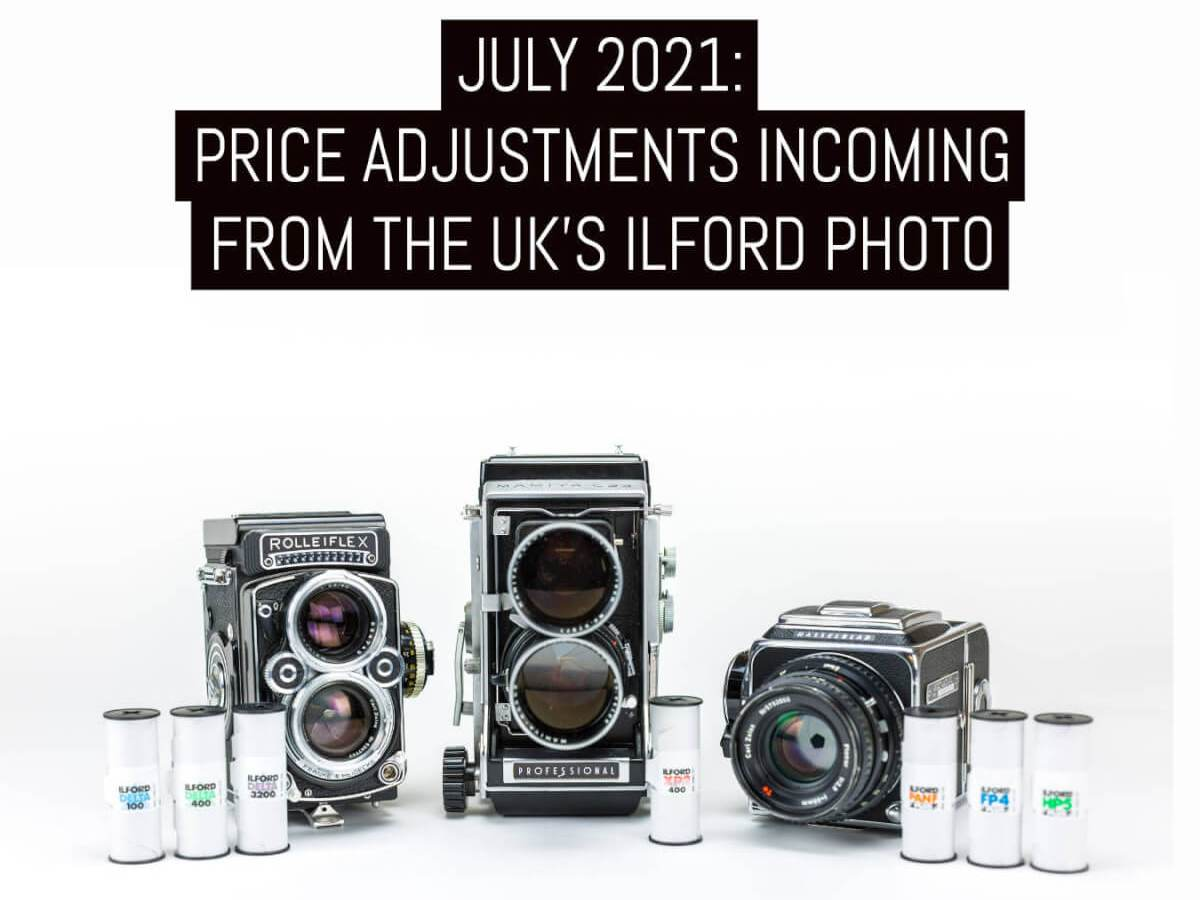 July 2021: Price adjustments incoming from the UK's ILFOR