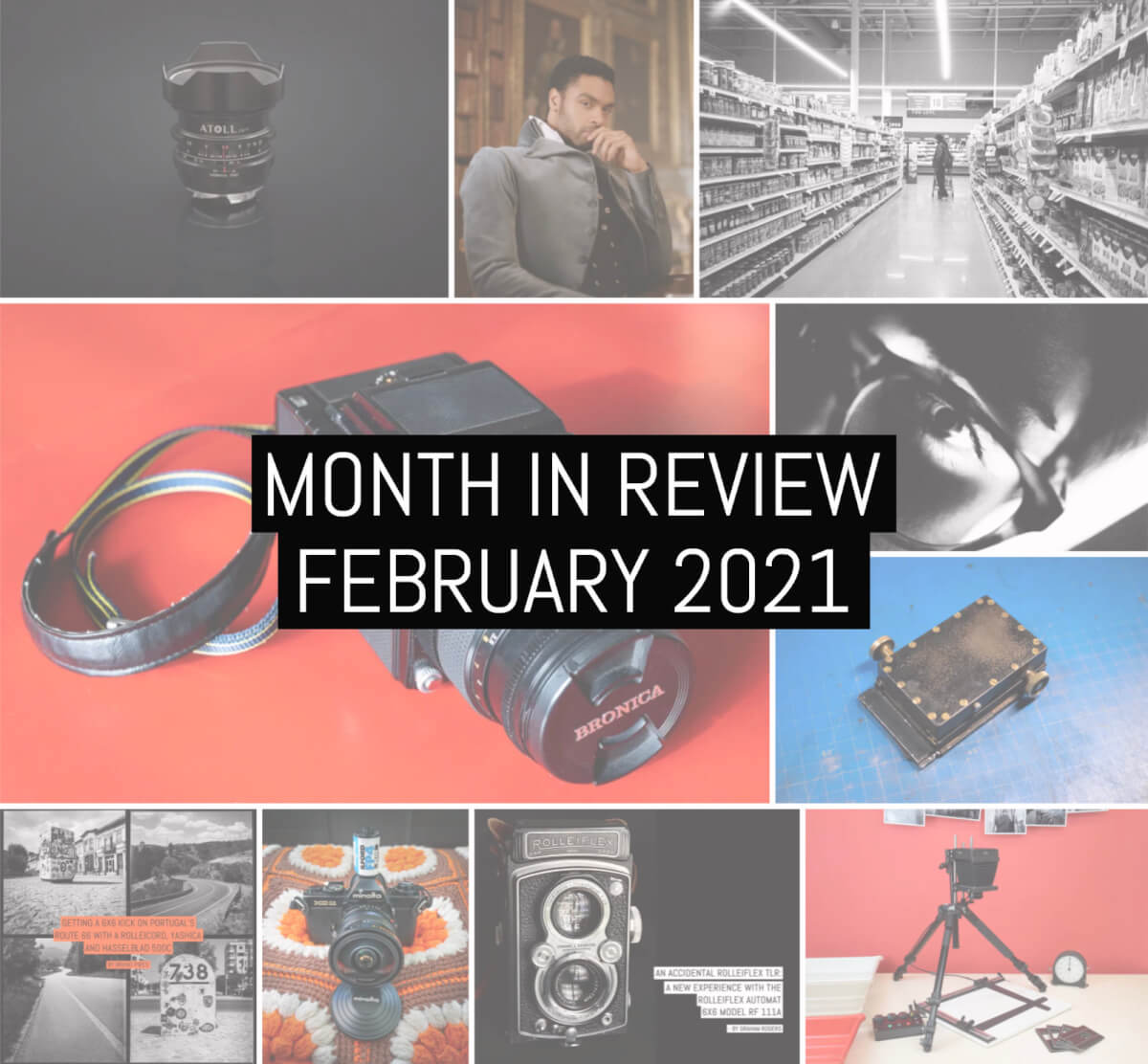 Month in review - 2021 February