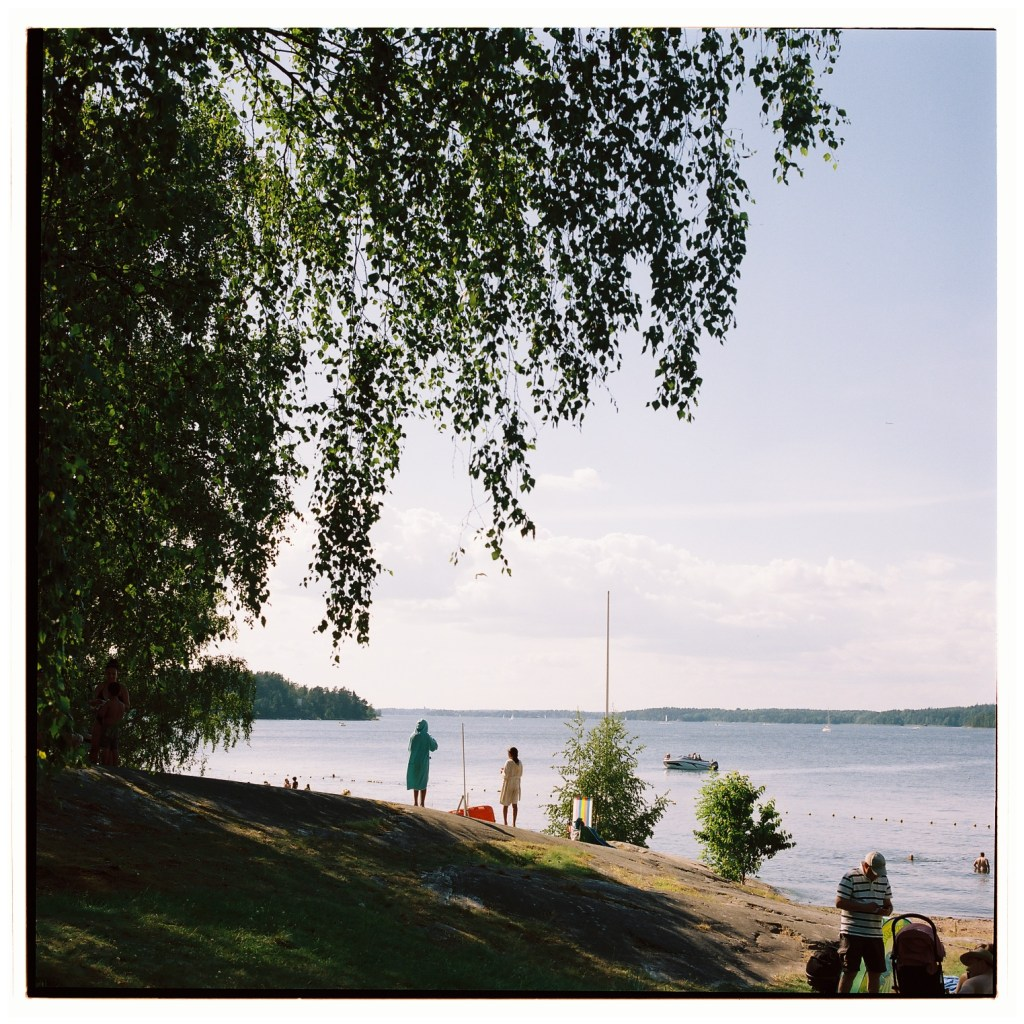 5 Frames... Of Nordic summer bliss (and Heathrow) on Lomography 800 and a Hasselblad 500CM with Carl Zeiss Planar CF 80mm f/2.8 - by J Balcourt