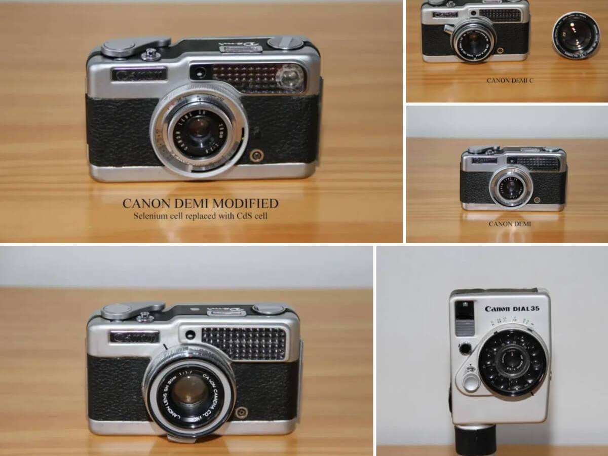 Revisiting the cameras of my youth- Five half-frame cameras over five and a half decades - By Stephen Monk